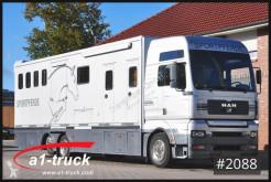 MAN TGA 26.460 XXL Slide Out 5 Pferde, TÜV 01/2022 gebrauchter Pferdetransporter