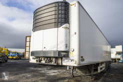 Chereau mono temperature refrigerated truck - CARRIER 1300 + ZEPRO 2 T.