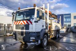Camion MAN TGA 33.400 benă second-hand