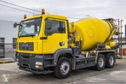Camión hormigón cuba / Mezclador MAN TGA 26.320