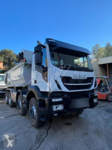 Camion benne Enrochement Iveco Stralis 480