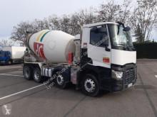 Renault betonkeverő beton teherautó Gamme C 480.32 DTI 13