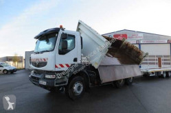Renault two-way side tipper truck Kerax 370 DXI
