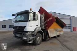 Camion Mercedes Axor bi-benne occasion