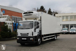 Kamion chladnička multi teplota Iveco Eurocargo Iveco EuroCargo ML190EL28 E5 mit Thermo King cooling system