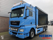 Camion transport bovine MAN TGX
