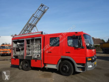 Mercedes 1325 1325 bomberos truck used fire