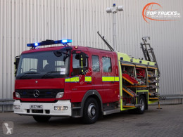 Camion pompiers Mercedes Atego