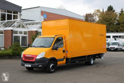 Iveco Daily Iveco Daily 70C17 Koffer + LBW kassevogn brugt
