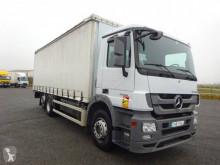 Camion obloane laterale suple culisante (plsc) Mercedes Actros 2536 NL