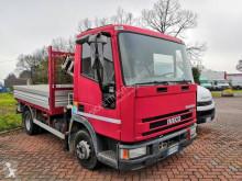 Camión caja abierta teleros Iveco Eurocargo 75 E 13
