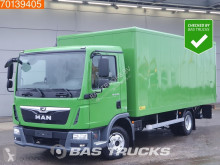 Camión furgón MAN TGL