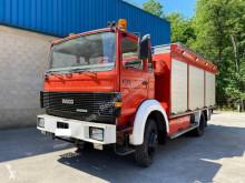 Lastbil transportbil pump-tunna/vägräddning Iveco Magirus