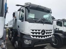 Mercedes two-way side tipper truck Arocs 3243 KN