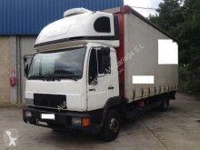 MAN L2000 12.224 truck used tautliner