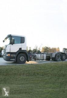 Kamion podvozek Scania P