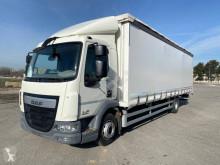DAF tautliner truck LF 210
