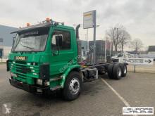 Грузовое шасси Scania 113 320