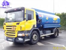 Kamión Scania P 230 cisterna ojazdený