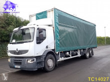 Lastbil skjutbara ridåer (flexibla skjutbara sidoväggar) Renault Premium 370