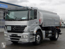 Mercedes tanker truck Axor 1829*Euro 5*TÜV*Esterer Aufbau*ADR*