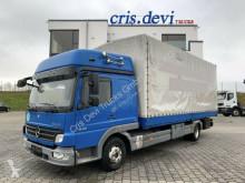 Mercedes tarp truck Atego 818 L 4x2 große Kabine