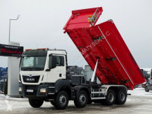 MAN LKW Kipper/Mulde TGS 41.460/8X8/MANUAL/2 SIDE KH-KIPPER/BORTMATIC
