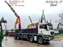 MAN flatbed truck TGS 35.440