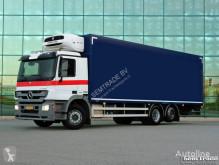 Camión Mercedes ACTROS 2532 6x2 THERMO KING T1000 R TAIL LIFT TOP CONDITION HO frigorífico usado