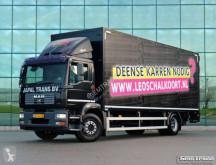 Camión furgón MAN TGM 18.240 4X2 BL