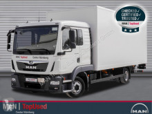 Camion MAN TGL 8.190 BL-KOFFER-AHK-LBW-TEMPOMAT-LGS 6 fourgon occasion