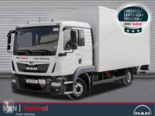 MAN TGL 8.190 BL-KOFFER-AHK-LBW-TEMPOMAT-LGS 6 truck used box