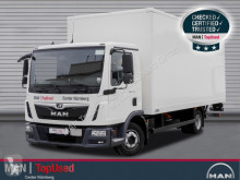 Camión MAN TGL 8.190 BL-KOFFER-AHK-LBW-3SITZER-KLIM furgón usado