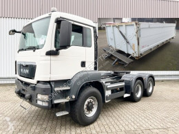 Camión Gancho portacontenedor MAN TGM 15/16.290 4x2 BB 15/16.290 4x2 BB R-CD