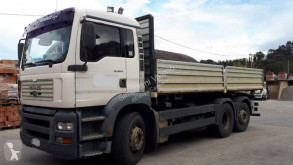 MAN 26.360 truck used three-way side tipper