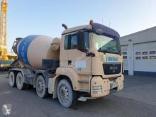Camion béton toupie / Malaxeur MAN TGA 32.400