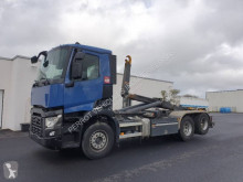 Renault hook lift truck Gamme C 430 DXI