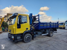 Iveco three-way side tipper truck Eurocargo 120 E 28