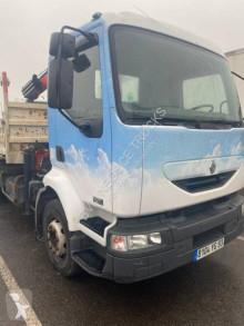 Camión volquete de obra Renault Midlum 220.16