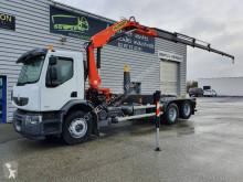 Renault Premium Lander 380 DXI truck used hook arm system