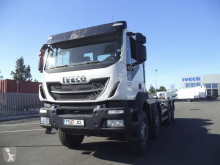 Iveco Stralis truck used hook lift