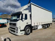 Lastbil Volvo FM 400 skjutbara ridåer (flexibla skjutbara sidoväggar) begagnad