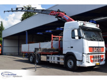 Volvo flatbed truck FH