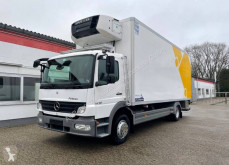 Mercedes Atego 1218 truck used multi temperature refrigerated