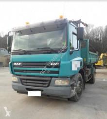DAF three-way side tipper truck CF75 310
