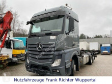 Mercedes chassis truck Actros 2542Actros,MP4,erst648TKM,HU+S neu