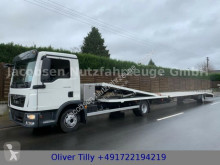 Kamión MAN TGL8190*E6*Kuvvetli4er*Bühne* kamión na prepravu vozidiel ojazdený