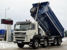 Camion benă Volvo FM 460/8X4/ KH KIPPER/MANUAL/EURO 5 /NEW TIRES