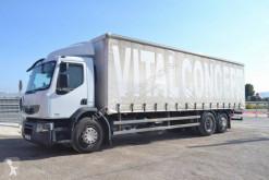 Kamion posuvné závěsy Renault Premium 380.26 DXI