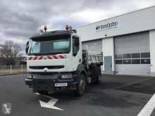 Renault Kerax 260 truck used two-way side tipper